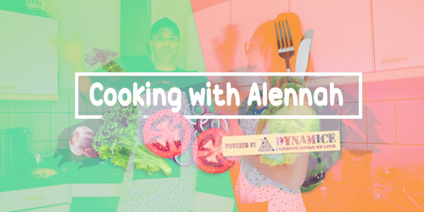 Cooking With Alennah